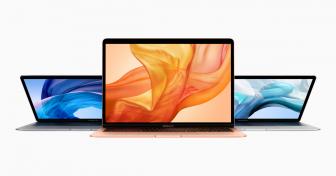 Apple MacBook Air con Chip Apple M1 (13″, 8GB RAM, 256GB SSD) – Grigio siderale