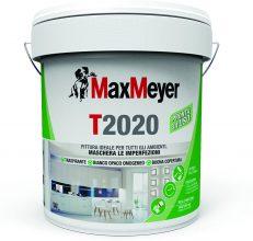 MaxMeyer Pittura per interni Traspirante T2020 BIANCO 14 L