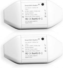 meross Interruttore Intelligente Smart Switch WiFi