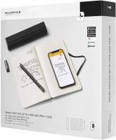 Moleskine Smart Writing Set Ellipse, Notebook, Pen+ Ellipse Smartpen e Astuccio Pen+