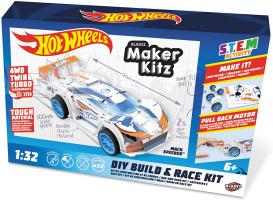 Mondo Motors -Hot Wheels Maker Kitz Build & Race Kit