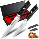 Mosfiata – Set di coltelli da cucina