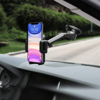Mpow【Versione AGGIORNATA】Supporto Smartphone per Auto