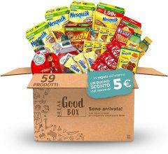 Nestlé Break Good Box Confezione Assortita (59 Prodotti)