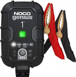 NOCO GENIUS1, caricabatterie smart automatico da 1 Amp