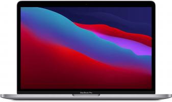 Novità Apple MacBook Pro (13″, Chip Apple M1 con CPU 8-core e GPU 8‑core, 8GB RAM, 512GB SSD)