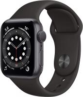 Novità Apple Watch Series 6 (GPS, 40 mm) Cassa in alluminio con Cinturino Sport