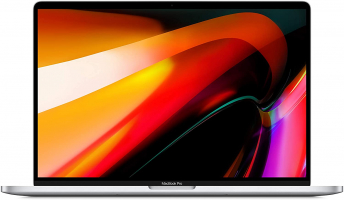 Nuovo Apple MacBook Pro (16″, 16GB RAM, Archiviazione 512GB, Intel Core i7 a 2,6GHz) – Argento