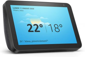 Nuovo Amazon Echo Show 8
