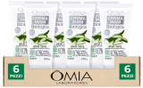 Omia Crema Mani Ecobio Aloe Vera – 6 Confezioni da 75 ml