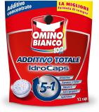 Omino Bianco – Additivo Idrocaps Totale – 12 Caps x 12 confezioni