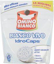 Omino Bianco – Idrocaps White Sbianca E Smacchia – 12 Capsule x confezione da 4
