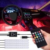 OUNDEAL Luci LED Interne per Auto