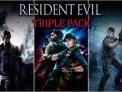 Pacchetto Triple Bundle di Resident Evil