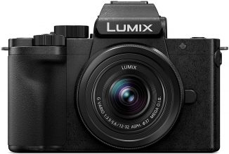 Panasonic Lumix DC-G110KEG-K – Videocamera di sistema, 20 MP, 4 K