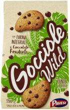Pavesi Biscotti Gocciole Cioccolato Wild Integrali – 350 gr