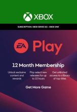 Xbox – EA Play 12 mesi Xbox Live