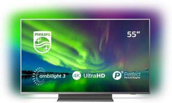 Philips 55PUS7504 12 Tv Led Ambilight 55 Pollici 4K