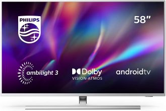 Philips 58PUS8505 TV Led 58 pollici Ambilight 4k HDR10+