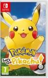 Pokemon Let's GO Pikachu! – Nintendo Switch
