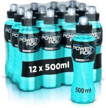 Powerade Sport Drink Mountain Blast 500ml x12