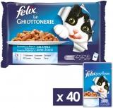 Purina Felix le Ghiottonerie Cibo Umido per Gatto