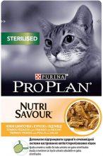 Purina ProPlan – Cibo per gatti sterilizzato in salsa gatto adulto Pollo 24 x 85 g