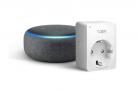 Echo Dot (3ª generazione) + TP-Link Tapo P100 Smart Plug