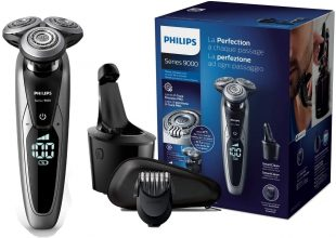 Philips Shaver series 9000 Rasoio elettrico Wet & Dry S9711/32