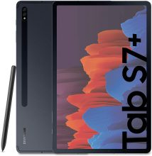 Samsung Galaxy Tab S7+ Tablet S Pen, RAM 6GB – 128GB Espandibili, WiFi