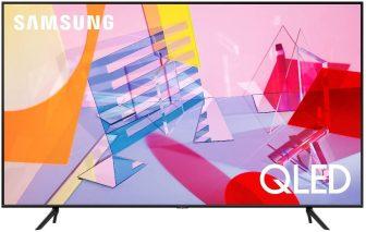 Samsung QE65Q60TAUXZT Serie Q60T QLED Smart TV 65″, Ultra HD 4K, Wi-Fi, Black, 2020