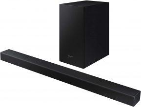 Samsung Soundbar HW-T420/ZF -150W, 2.1 Canali