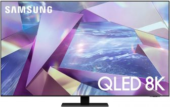 Samsung TV QE55Q700TATXZT Smart TV 55″, Serie Q700T QLED, 8K