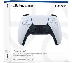 Sony Controller wireless DualSense – Bianco