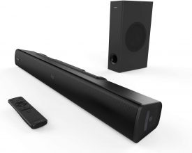 Soundbar Creative Stage V2 2.1 con subwoofer