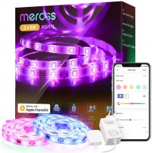 Striscia LED Intelligente meross 10M RGB