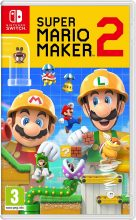 SUPER MARIO MAKER 2 – Nintendo Switch