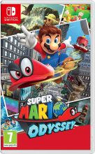 Super Mario Odyssey – Nintendo Switch