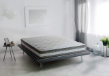 Talamo Italia Luxury Dream Materasso, Memory Foam/Gel