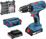 Trapano Bosch Professional 06019H1105 GSB 18V-21