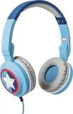 Tribe Marvel Cuffie On-Ear pieghevoli con Microfono incorporato