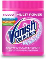 Vanish Oxi Action Polvere Rosa Capi Colorati – 1 Kg