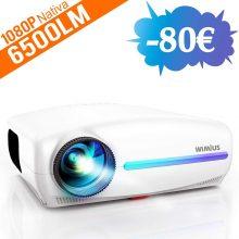 Proiettore WiMiUS S1 7000 Lumen