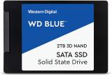 WD Blue 3D NAND SATA SSD Unità allo Stato Solido Interna 2.5″, 2 TB