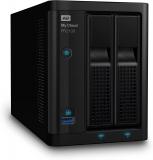 Western Digital WD My Cloud PR2100 Pro Series NAS Server Multimediale con Transcodifica, 2-Bay, 20 TB