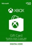 Credito Xbox Live 50 EUR Card