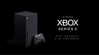 Console Microsoft Xbox Series X