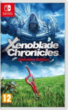 NINTENDO SWITCH – Xenoblade Chronicles: Definitive Edition