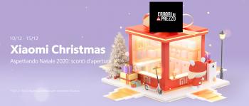 Mi Store: Xiaomi Christmas, tutte le offerte di Natale in anteprima…ed errori prezzo!