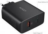 AUKEY USB C Caricabatteria da Muro con 30W Power Delivery